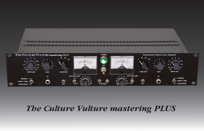 Thermionic Culture The Culture Vulture Mastering Plus